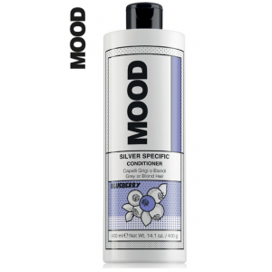 Conditioner silver cap. grigi o biondi MOOD 400ml