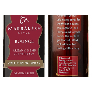 Spray volumizzante BOUNCE MARRAKESH 118ml