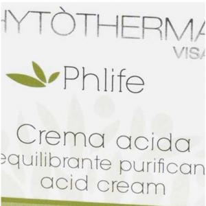Crema acida viso riequilibrante 50ml