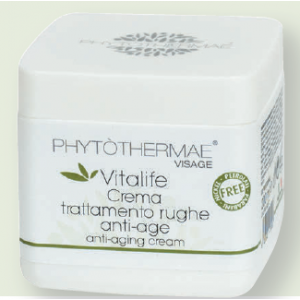 Crema trattamento rughe anti-age 200ml