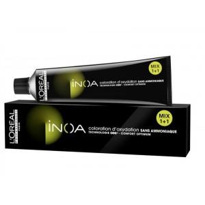 INOA N°6,1 - BIONDO SCURO CENERE 60gr L'Oreal professionnel
