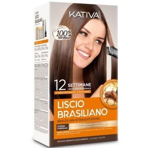 TRATTAMENTO STIRANTE CHERATINA BRASILIANO - KIT 4 PRODOTTI
