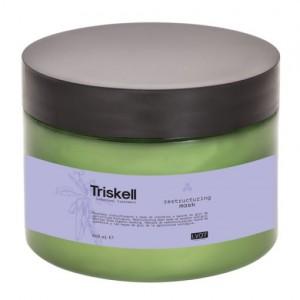 Maschera RESTRUCTURING senza Sale Triskell 500ml