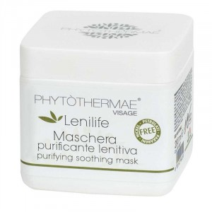 Maschera purificante lenitiva per pelli arrossate 200ml