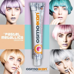 Tinta OSMO IKON COLOURS PASTEL METALLICS 100ML