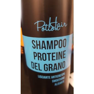 Shampoo PROTEINE DEL GRANO Anticrespo  Hair Potion 1000ml