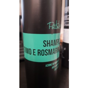 Shampoo TIMO E ROSMARINO Deforforante Hair Potion 1000ml