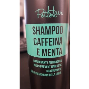 Shampoo CAFFEINA E MENTA Anticaduta Hair Potion 250ml