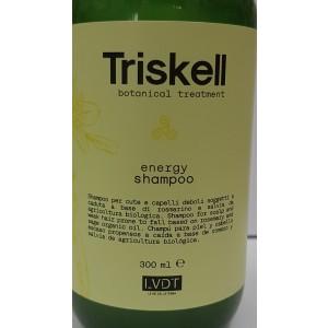 Shampoo ENERGY senza Sale triskell LVDT 300ml
