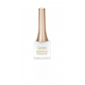 8027 SNOW WHITE  Smalto ESTREMO lunga durata 6ml