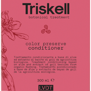 Conditioner COLOR PRESERVE senza Sale Triskell 300ml