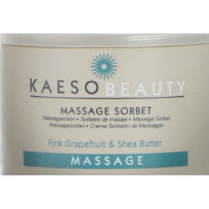 Crema Massaggio Tonificante Corpo 450ml - KAESO BEAUTY