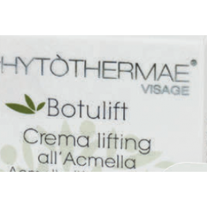 Crema Lifting viso all'Acmella 50ml
