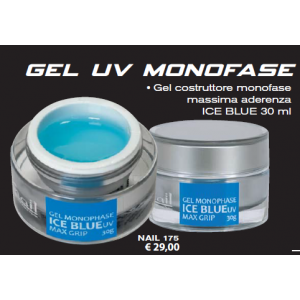 Gel UV Monofase ICE BLU Xnail 30ml