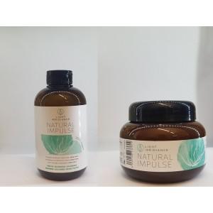 KIT PROMO Shampoo senza Sale + Maschera Protezione del colore 100%vegan 250ml