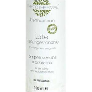 Latte detergente decongestionante per pelli  sensibili/arrossate 250ml