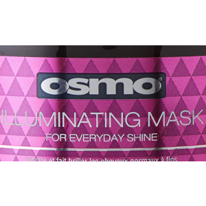 MASCHERA ILLUMINANTE BLINDING SHINE OSMO 300ml