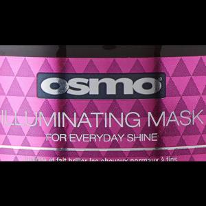 Maschera ILLUMINATING BLINDING SHINE OSMO 300ml