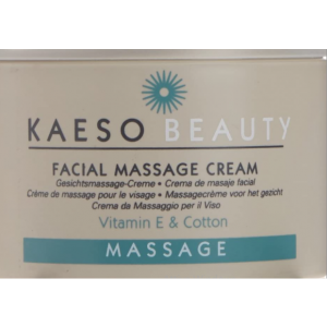 Crema Massaggio Viso e Collo 450ml - KAESO BEAUTY