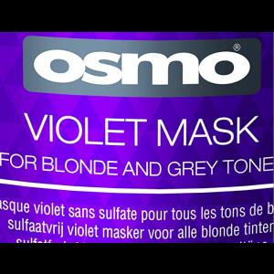 Maschera NO YELLOW ANTI GIALLO SILVERISING OSMO 300ML