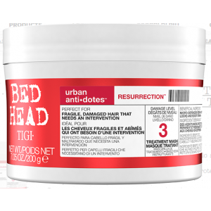 URBAN ANTIDOTES #3 RESURRECTION MASK 200gr TIGI Professional