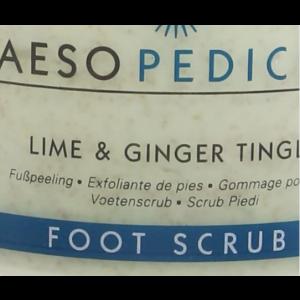 Scrub Piedi Lime e Zenzero 450ml - KAESO BEAUTY