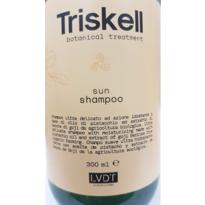 SUN SHAMPOO senza Sale Triskell 300ml