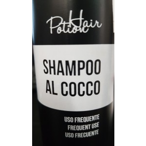 Shampoo al COCCO Lav.frequenti  Hair Potion 250ml