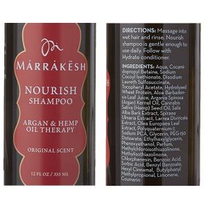 Shampoo NOURISH MARRAKESH 355ml