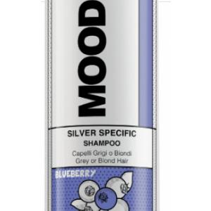 Shampoo silver cap. grigi o biondi MOOD 400ml