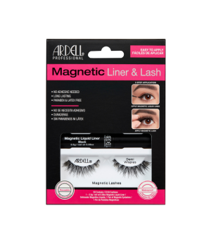 Ciglia Magnetiche + Eyeliner Magnetico Kit Ardell Demi Wispes