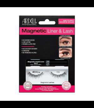 Ciglia Magnetiche + Eyeliner Magnetico Kit Ardell 110